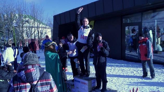 Sportovci ze Žampachu opět uspěli na zimních hrách Speciálních olympiád.
