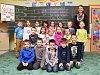Žáci ze základní školy v Dolní Čermné paní učitelkou Andreou Ježkovou.