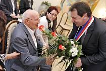 Vladimír Čermák z Tatenice se dožil sta let.