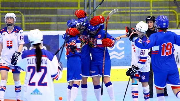 Reprezentační radost si budou moci vychutnat české dívky už brzy na nadcházejícím Světovém poháru.