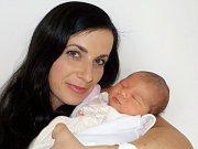 Lilien Kovářová je po Elen druhá holčička Magdalény a Miloše z Třebovice. Při narození dne 13. 7. v 0.46 hodin vážila 3430 g.