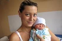 Jan Čermák, tak pojmenovali své první dítě Žaneta Rozlílková a Jan Čermák z Ústí nad Orlicí. 3. října vážil chlapec 2,44 kg.