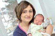Jakub Běloušek se narodil 15. 1. ve 23.24 hodin Anetě a Michalovi ze Sloupnice. Při narození vážil 3,60 kg. Bráška se jmenuje Vítek.