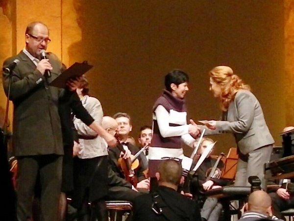 Babinec zMladkova obsadil druhé místo při udílení cen Senior roku 2013.