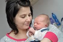 Kristián Mihulka, tak se jmenuje první potomek Andrey a Martina Mihulkových z Kunvaldu. Když se 15. února v 6.22 hodin narodil, vážil 2,99 kg.