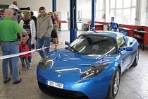 Ústecký autosalon 2010