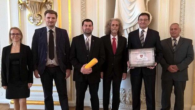 Vysoké Mýto získalo cenu ministryně.