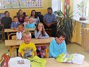 Zahájení školního roku v Základní škole Mladkov.