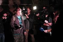Milovníci záhad na Zámečku pátrali po sklepeních a podzemních chodbách.