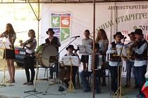 Saframentská kapela v bulharském partnerském městě Dolní Čiflik.