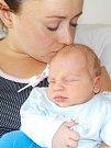 Jáchym Kulhánek je prvorozeným synem Milady a Patrika z Dolního Újezda u Litomyšle. Narodil se 27. 8. v 7.04 hodin a vážil 3670 g.