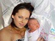 Michaela Nagyová je po Nele druhá holčička Andrey Grusové a Marka Nagyho z Podbřezí. Když přišla dne 24. 11. v 8.53 hodin na svět, tak vážila 3135 g.
