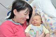 Viktorie Jelínková rozšířila rodinu Aleny a Michala z České Třebové. Narodila se 7. 1. v 1.21 hodin, vážila 4,520 kg a doma se na ni těší bráška Jeníček.