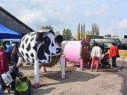 Den zemědělské školy v Lanškrouně.