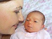 Ella Tereza Vavřínová se narodila s váhou 2300 g dne 28. 4. v 3.34 hodin. Doma v Klášterci nad Orlicí jí přivítají rodiče Tereza a Jan, i bratříček Alexandr Jan.