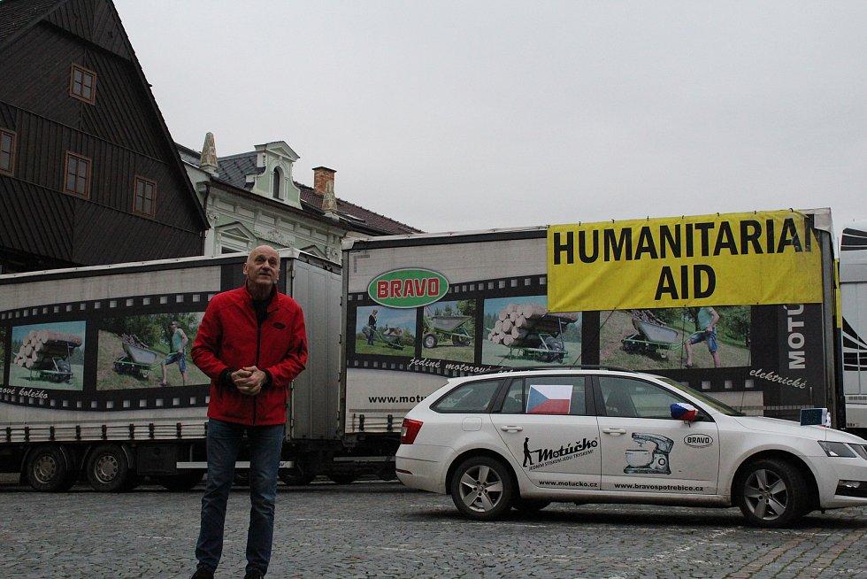 Uprchlíkům v řeckých sběrných táborech pomůže humanitární sbírka, kterou iniciovala jablonská firma Isolit-Bravo.