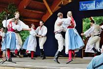 26. mezinárodní folklorní festival Čermenské slavnosti.