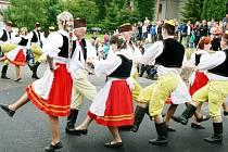 Z oslav 500. výročí první písemné zmínky o obci Těchonín.