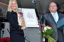 Na závěr festivalu Letohrad 2015 ocenili osobnosti hudby