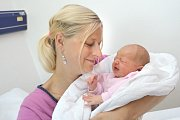 Sofie Řeháková, tak pojmenovali dceru Jitka a Jan z Dolní Dobrouče. Narodila se 18. 6. v 7.49 hodin, vážila 3,89 kg a doma se na ni těší i sestřička Lilly.