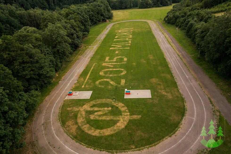 Areál v Mladkově je v regionu vyhlášeným centrem pro pořádání větších soutěží.