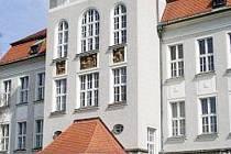 Ilustrační foto. Gymnázium v Ústí nad Orlicí.