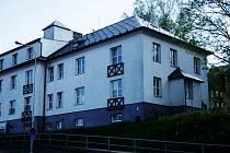 Domov Důchodců - Ústí nad Orlicí.