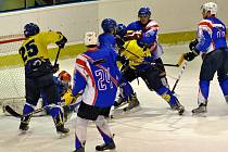 Choceňská rezerva dokázala, že pokud se sejde dostatečný počet hráčů, dokáže vyhrát s každým týmem.