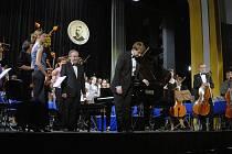Koncert u příležitosti hudebního festivalu A. Bennewitze.
