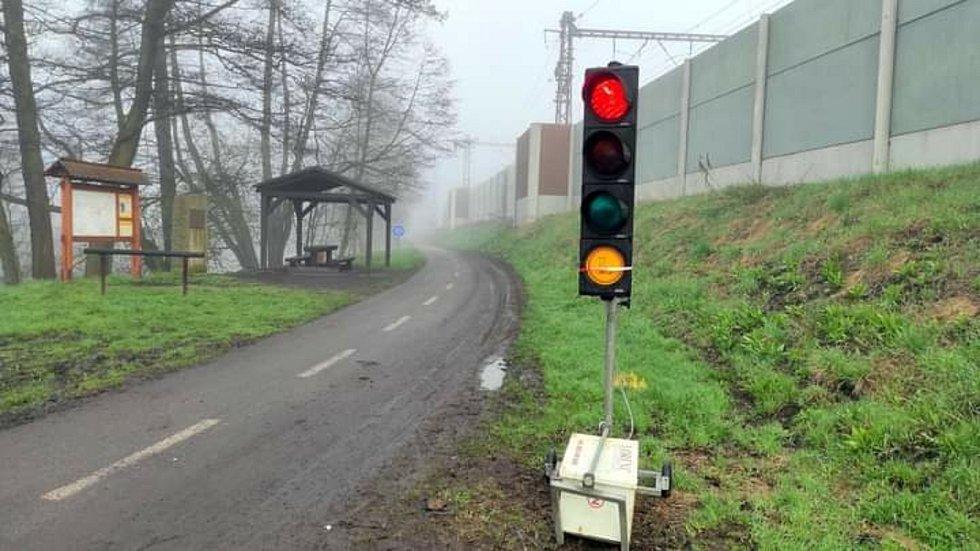 Cyklisty na trase Ústí – Choceň čeká omezení