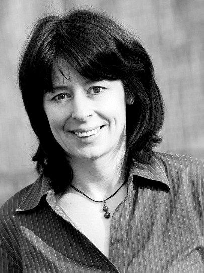 Dana Hubálková, ředitelka organizace Cema.