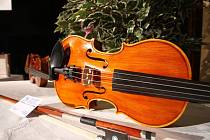 Kocianova houslová soutěž: slavnostní přijetí na radnici, předávání ocenění a závěrečný koncert.