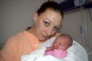 Radka Lukešová, tak pojmenovali dceru Kateřina a Josef z České Třebové. Narodila se 8. 2. ve 3.50 hodin s váhou 3,230 kg.