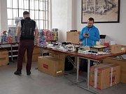 Výstava a soutěž plastikových modelů Žamberecký divočák.