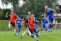 Letohrad porazil v pohárovém utkání soupeře z Náchoda.