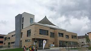Orlickoústecký dům dětí má novou budovu. V říjnu tam otevře 70 kroužků
