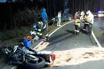 Tragická nehoda u Cotkytle.