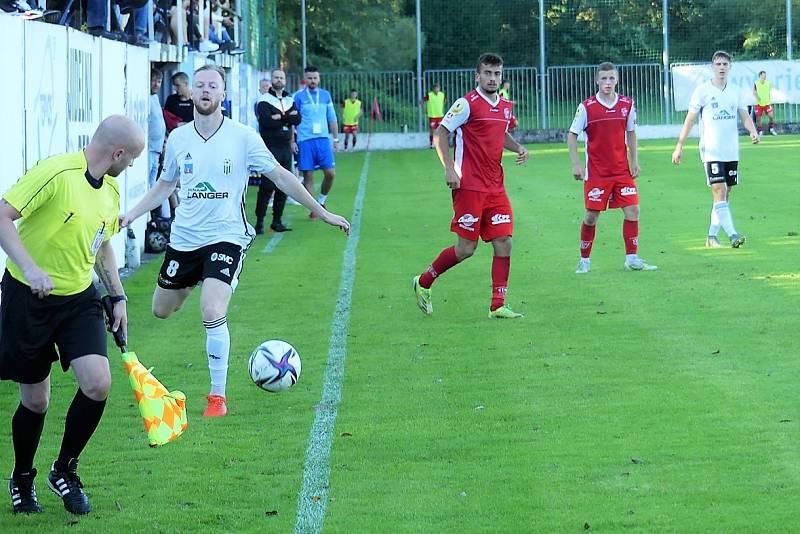 Jiskra Ústí nad Orlicí vs. FK Pardubice B.
