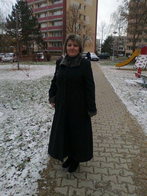 Kristýna Erbová.