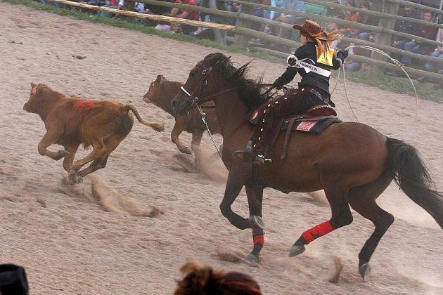 Libchavské rodeo.