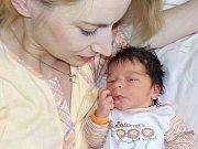 Valerie Mlynářová se narodila s váhou 3440 g dne 25. 11. v 3.30 hodin. V Rybné nad Zdobnicí bude těšit rodiče Pavlu a Michala, i sourozence Nikolku a Honzika