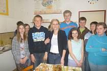 Dny zdravého životního stylu na Základní škole v Sopotnici.
