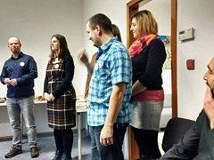 Organizace Amalthea otevřela svou novou pobočku v Ústí nad Orlicí. Slavnostní přestřižení pásky proběhlo ve čtvrtek 30. listopadu v rámci Dne otevřených dveří.