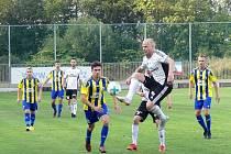 VYČNÍVAJÍ. Fotbalisté Ústí nad Orlicí předvedli, že se s nimi musí počítat. Ukázali to na domácím trávníku, i venku.