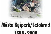 Na knihu Město Kyšperk/Letohrad 1308 – 2008 byl vydán vánoční certifikát.
