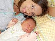 Karolína Prausová je první dítě Petry a Martina ze Žamberka. Narodila se s váhou 3550 g dne 5. 8. v 9.35 hodin.