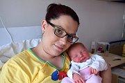 Tereza Tejklová je prvním dítětem Tomáše a Moniky z Jablonného nad Orlicí. Na svět přišla 14. 3. v 8.53 hodin, kdy vážila 2,970 kg.