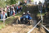 Traktoriáda v Sopotnici 2012.