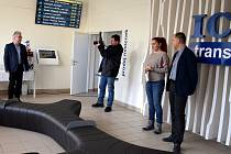 ČSAD v Ústí nad Orlicí rekonstruovalo halu autobusového nádraží.