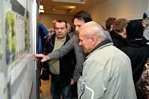 Z veřejné prezentace návrhů Nového náměstí.